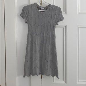Lucy Paris Grey Dress